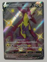 Toxtricity V SV112/SV122 Shining fates shiny vault pokemon card NM