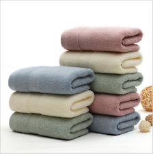 Cotton Luxury Soft Thickening Towels Oversized Extra Large Bath Towel - Set of 3
