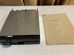 Rare Vintage IZOT EC5323.01 5.25'' INTERNAL FLOPPY DRIVE.