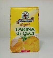 Farina di ceci siciliana, adatta per pastelle, impanatura, panelle e molto altro