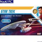 Polar Lights 974M 1/1000 Star Trek USS Enterprise Refit Wrath Khan