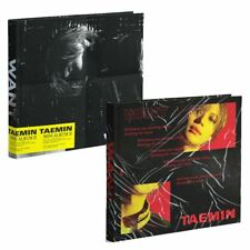 TAEMIN Want 2nd Mini Album CD+Booklet+Card+Stand+Etc+Tracking Number SHINee
