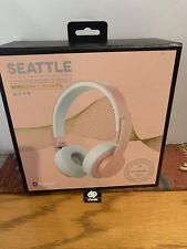 Urbanista Seattle Wireless Bluetooth Hands-free Headphones in Rose Gold