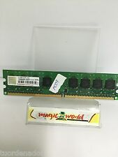 Memoria DIMM DDR2 512MB 533MHz PC2-5300 - Trascend