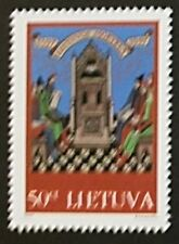 600th anniversary of first Lithuanian school stamp, 1997, Lithuania, SG ref: 644