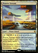Prairie Stream FOIL | NM | Battle for Zendikar | Magic MTG