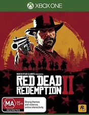 BRAND NEW & SEALED Red Dead Redemption 2 (Xbox One, 2018) Game XB1 Rockstar