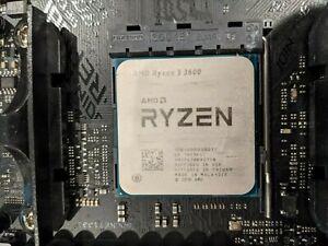 AMD Ryzen 5 3600 withASUS ROG Strix X470-I Gaming Motherboard Combo Barebones