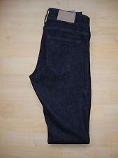 Calvin Klein CK Womens Indigo Mid Rise Skinny Denim Jeans W26 L32 BNWT RRP £110