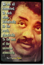 NEIL DEGRASSE TYSON ART PHOTO PRINT 3 POSTER GIFT QUOTE SCIENCE