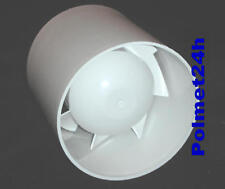 Rohreinschub, Rohrventilator,  Ventilator- Lüfter-Badlüfter 120mm Euro2