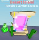 Roblox Islands - 2 Desert Island Portals - In game item