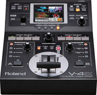 New!! Roland V-4EX Four Channel Digital Video Mixer with Effects Function Japan