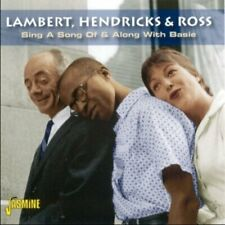 Hendricks and Ross Lambert - Sing A Song Of / Along With Basie [CD]
