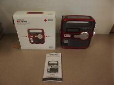 Eton FR-360 Solarlink Crank Solar Radio American Red Cross Edition