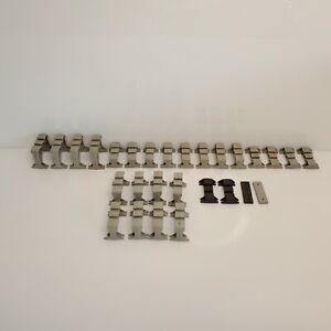 Vintage Lionel Trains 29 Piece Trestle Bridge Parts Pieces Lot USA