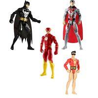 Mattel DC Justice League  Basis Figuren zb Batman The Flash Superman
