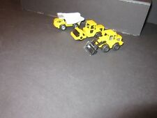 1/64/Scale/Heavy/Equipment/Vehicle/Lot(3/For/1/Deal)Nice/Original/Condition