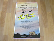 Petula CLARK in SOMEONE Like You a Musical Love Story STRAND Theatre Poster