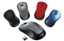 Logitech M310 Wireless Laser Mouse for PC&Mac - Multiple Colors
