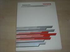 56962) Toyota Carina Pressemappe 03/1988