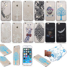 Silicone Clear Slim Protective Cover Bumper Shock Absorbing TPU Case For Samsung