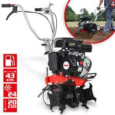 Benzin Gartenhacke Motorhacke Kultivator Bodenhacke Bodenfräse Fräse Hecht 784