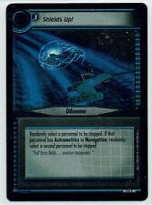 STAR TREK CCG 2E DANGEROUS MISSIONS, FOIL CARD 9R2 SHIELDS UP!