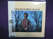 TONY KELLY / BRING ME BACK MINI LP CD NEW SEALED Henry McCullough , Bryn Haworth