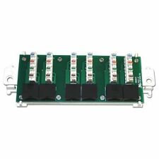Channel Vision 6x6 Cat5 Data Patch Panel (C-0575)
