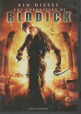 Dvd - The Chronicles of Riddick - With Case -