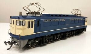 KTM Class EF 65-10 Electric locomotive (HO 1/80)