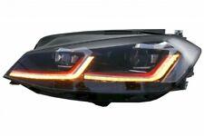 FARI ANGEL EYES GTI LED FRECCE LED DINAMICHE VW GOLF  7.5 RESTYLING DA 02/2017>