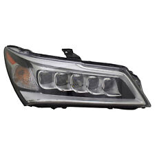 Right Side Replacement LED Headlight Assembly For 2014-2016 Acura MDX