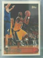 Kobe Bryant 96-97 Topps Rookie #138 super hot rookie Rare Kobe Bryant RC Mint rc