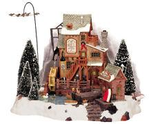 LEMAX - Oak Creek Grist Mill / Weihnachtsdorf Winterdorf Modellbau
