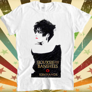 Siouxsie And The Banshees Join Hands Punk Rock Retro Unisex T Shirt 3014