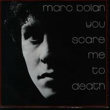 """7"""" Marc Bolan you Scare Me to death/the Perfumed Garden 70`s Intercord"""