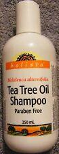 HOLISTA Tea Tree Oil Shampoo -Paraben Free - 12 Bottles - FREE SHIPPING