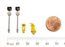 Ersatz-Kleinteile z.B. für FLEISCHMANN Modellgleis-Drehscheibe 6052 Spur H0 NEU
