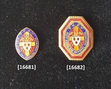 V.K.G.V. - Verband Katholischer Gesellenverein Abzeichen Anstecknadeln 1920er J.