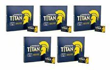 500 ct Dorco Titan Double Edge Razor Blades
