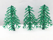 12 Tree Christmas Evergreen Cupcake Toppers Picks Cake Decorations Trees