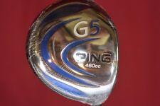 NEW PING G5 10.5 driver Aldila NS 65 regular graphite 715277D1