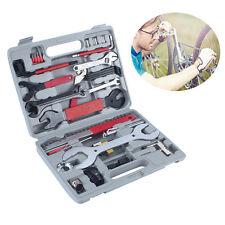 44 tlg Profi Fahrrad Werkzeug Reparatur Set Werkzeugtasche Werkzeugkoffer GS-08
