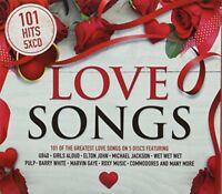 101 Love Songs [CD]