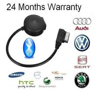 Audi VW Bluetooth Music Streaming Kit iPod Media Interface Cable MMI AMI Lead