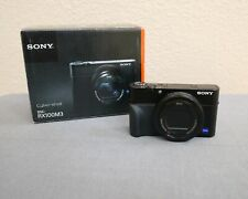 Sony Cybershot DSC-RX100M3 III Digital Camera