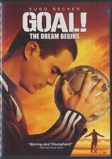 Goal ! The Dream Begins (DVD, 2006, Widescreen)