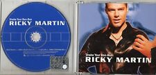 RICKY MARTIN CD single 4 tracce EU  Shake your bon-bon